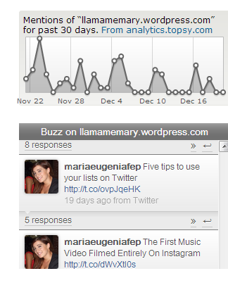 Twitter Trackbacks for http   llamamemary.wordpress.com 2012 12 20 creativity is contagius pass it on   llamamemary.wordpress.com  on Topsy.com